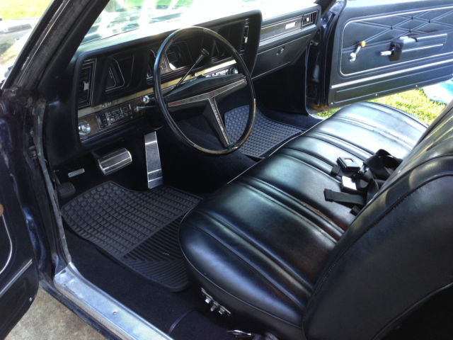 classic 39 69 oldsmobile delta 88 holiday coupe blk blk vinyl top 455 v8 auto. Black Bedroom Furniture Sets. Home Design Ideas