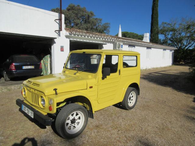 Jeep Lj For Sale >> CLASSIC JEEP SUZUKI MODEL LJ80 VRDAN-FULLY RESTORED ...