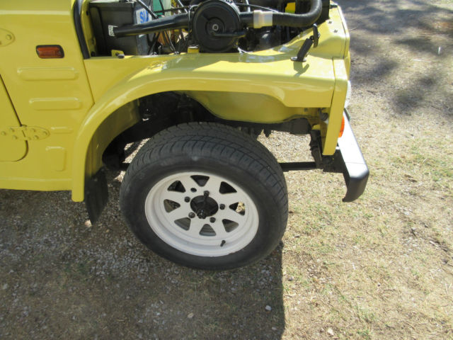 Lj80 For Sale >> CLASSIC JEEP SUZUKI MODEL LJ80 VRDAN-FULLY RESTORED - RIGHT DRIVE