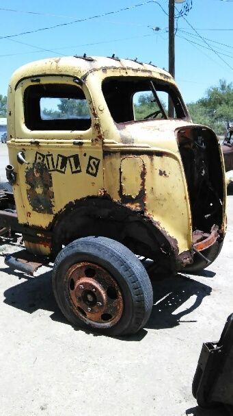 Cab Over Grain Truck | Autos Post