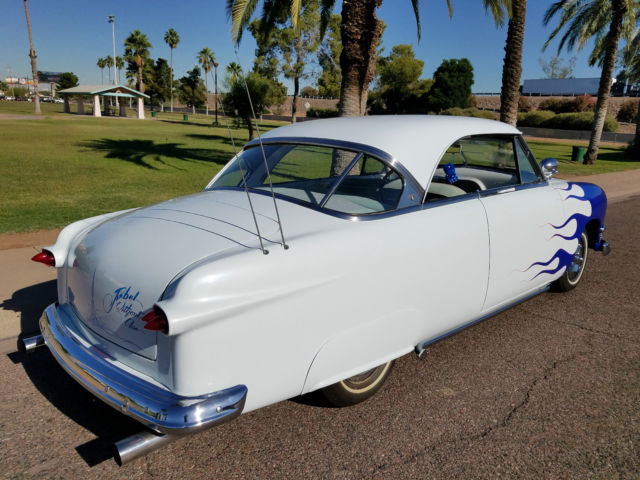 Custom 1951 ford victoria 2 door hard top hot rod lead for 1951 ford 2 door hardtop