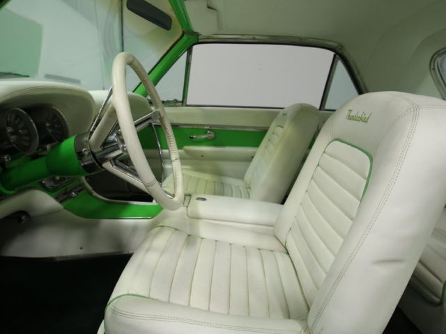 custom paint interior big block 390 v8 auto pwr steering brakes slick. Black Bedroom Furniture Sets. Home Design Ideas