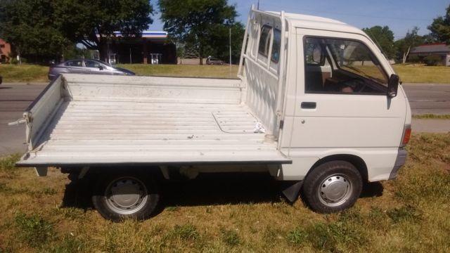 daihatsu hijet 4x4 mini truck. Black Bedroom Furniture Sets. Home Design Ideas