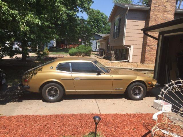 1975 datsun 280z 2+2