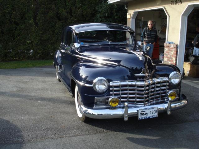 Dodge special deluxe 1948 for 1948 dodge deluxe 4 door