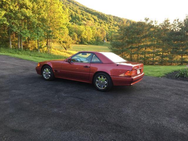 For sale by 3rd owner 1993 mercedes benz sl 600 v12 61k for 1993 mercedes benz for sale