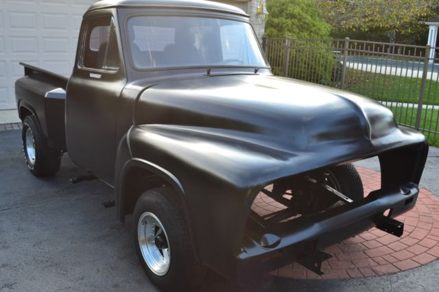 For sale is a 1954 Ford F-100 pick up with a clean New
