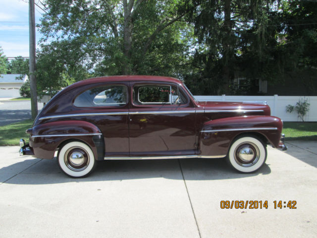 Ford 1947 sedan for 1947 ford 2 door