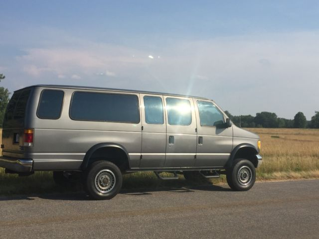 Ford E350 Econoline 4x4 7 3 Diesel Sportsmobile Camper Van