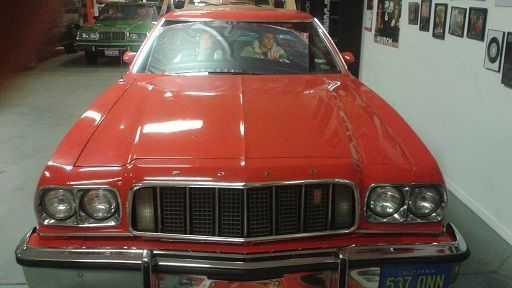What Make Of Car Did Starsky And Hutch Drive