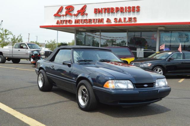 Ford Mustang Convertible Fox Body 347 Stroker Street Car