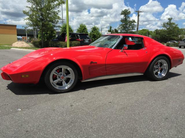 Full Custom Pro Touring Stingray Corvette Restomod