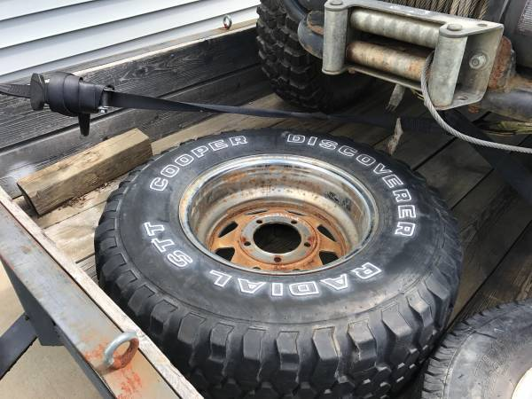 geo tracker off road truck. Black Bedroom Furniture Sets. Home Design Ideas