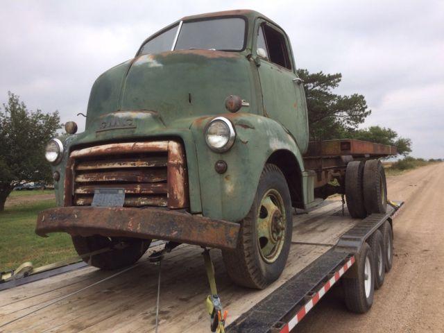Gmc 1953 Coe Truck