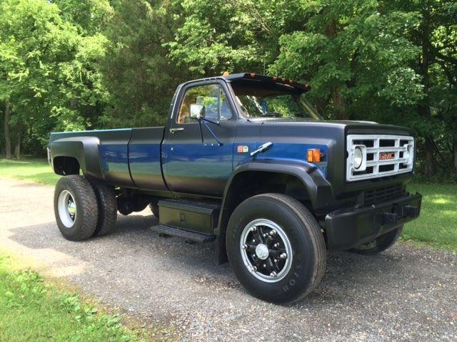 Gmc 7000 Pickup Monster Truck Dump