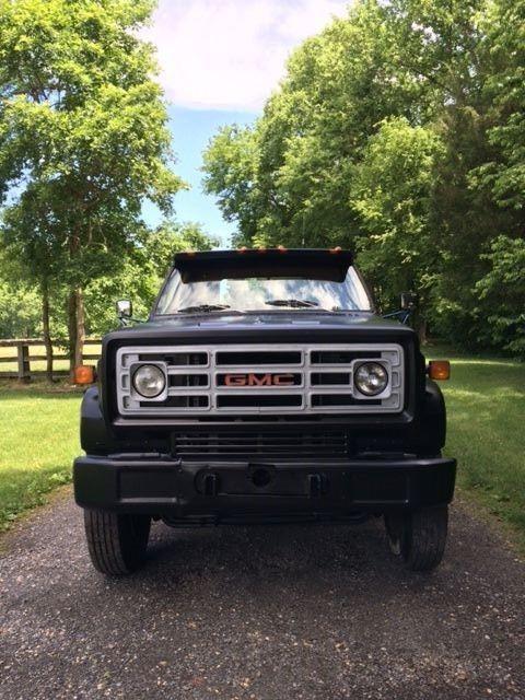 Gmc monster truck