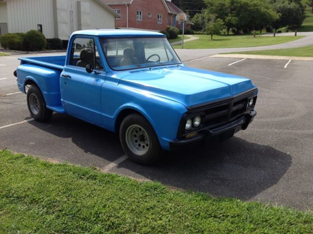 1969 Chevy Truck For Sale >> GMC C15 Step Side Pickup Truck Chevy C10 1967 1968 1969 ...