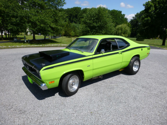 hey mopar fans one of a kind 1970 duster must sell call 8565351960 to make offer. Black Bedroom Furniture Sets. Home Design Ideas