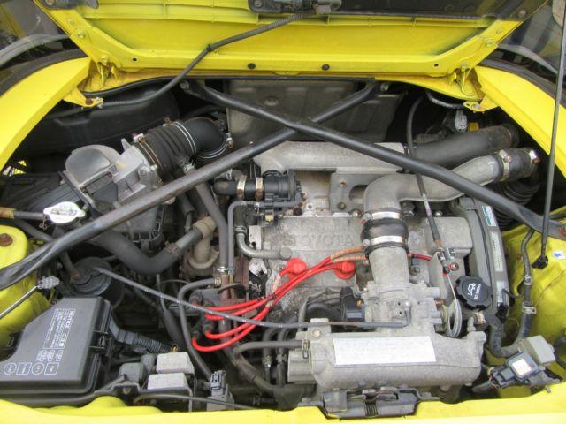 Jdm Rhd Toyota Mr2 Turbo Sw20 1991