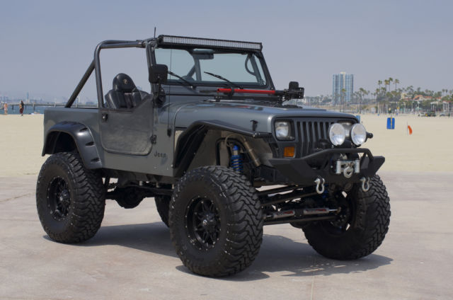 jeep wrangler yj custom no reserve. Cars Review. Best American Auto & Cars Review