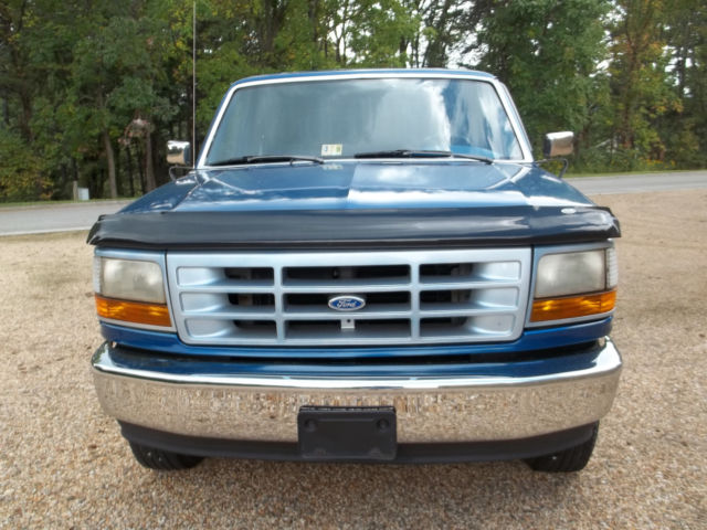 lqqk 1993 ford f250 xl no reserve auction one owner low mileage 351 v8. Black Bedroom Furniture Sets. Home Design Ideas