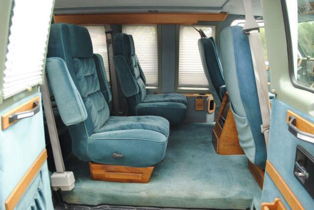 Mark Iii Chevy Conversion Van G20 Short Wheelbase