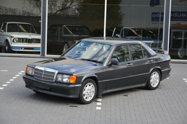 Mercedes benz 190e 2 3 16 16v cosworth engine w201 61k miles for 190 e mercedes benz for sale