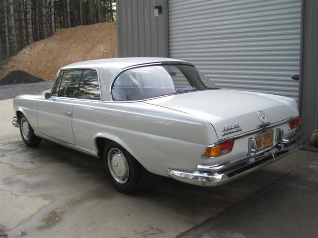 Mercedes benz 220se coupe 1966 for 1966 mercedes benz for sale