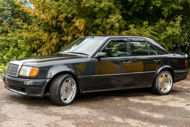 Mercedes Benz 300 E W124 3 4l Amg