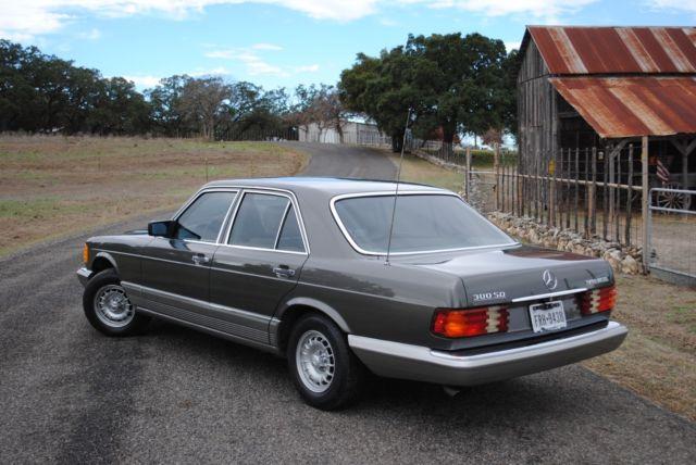 Mercedes benz 300sd turbo diesel 1982 excellent condition for Mercedes benz diesel models