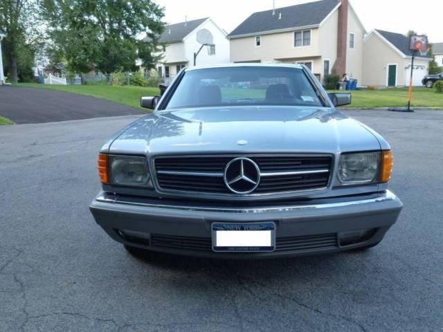 Mercedes benz 380sec rare 380sec 500sec 560sec for Rare mercedes benz