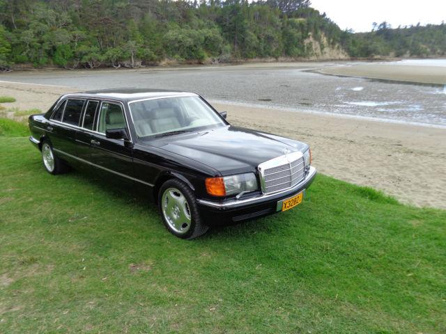 Mercedes benz carat by duchatelet limousine w126 only for Mercedes benz limousine price