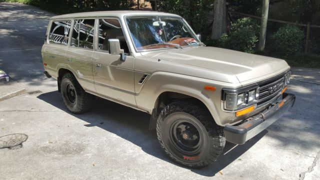 nicest fj62 toyota landcruiser for sale less than 125k miles. Black Bedroom Furniture Sets. Home Design Ideas