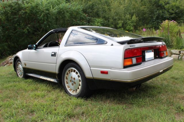 nissan datsun 1984 300zx 50th anniversary edition 69 000 original miles great. Black Bedroom Furniture Sets. Home Design Ideas