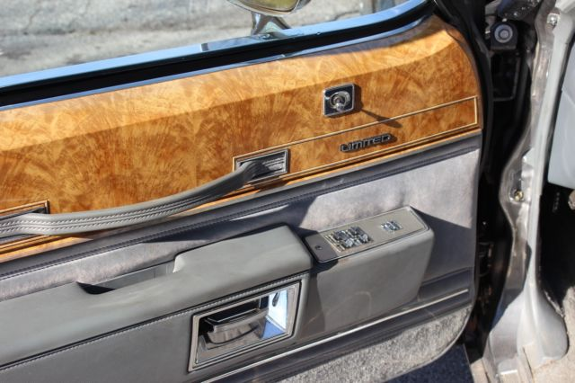 One Owner Buick Lesabre Collectors Edition Door Sedan on 1985 Buick Lesabre Collectors Edition