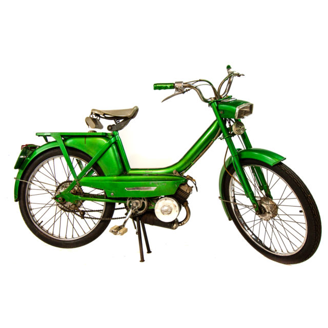 Original 1964 Peugeot CT Moped Vintage Antique HTF