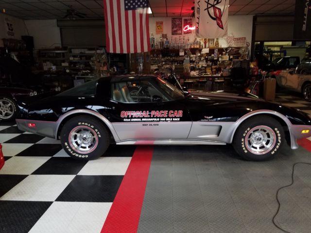 Pace car Pro -Touring Custom Built Show car 6 speed Corvette c3 Restomod