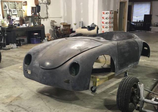 Porsche Speedster Replica Kit Project