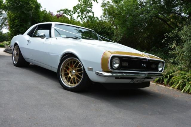 Pro Touring Cars For Sale >> Pro Touring 68 SS Camaro
