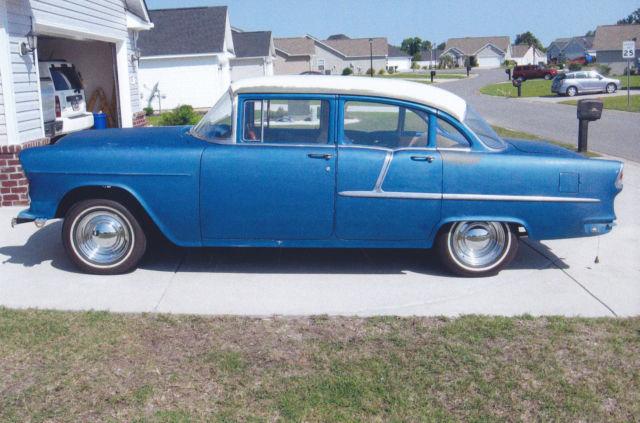 Project 1955 chevrolet 210 4 door for 1955 chevrolet 210 4 door sedan