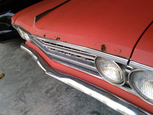 rare 1963 oldsmobile jetfire turbo all aluminum v8 barn find