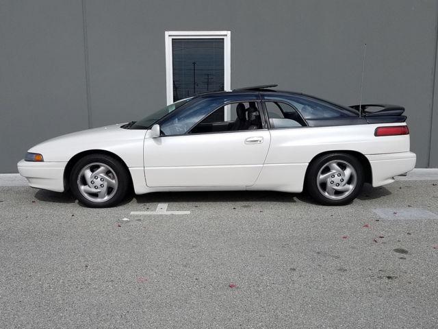 rare collectible 1992 subaru svx all wheel drive coupe 2