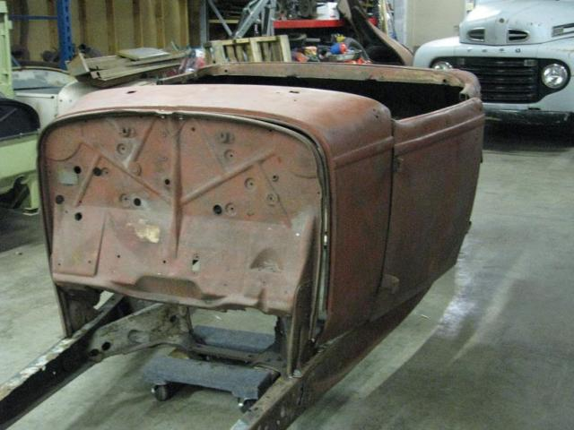 Real 1932 Ford Roadster Body Amp Frame W Title