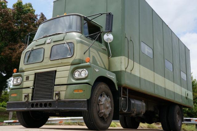 International Harvester Truck For Sale >> REAL STEEL movie truck SIGHTLINER International Havester IHC ACO Celebrity prop