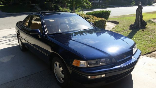 Reduced Acura Legend Coupe