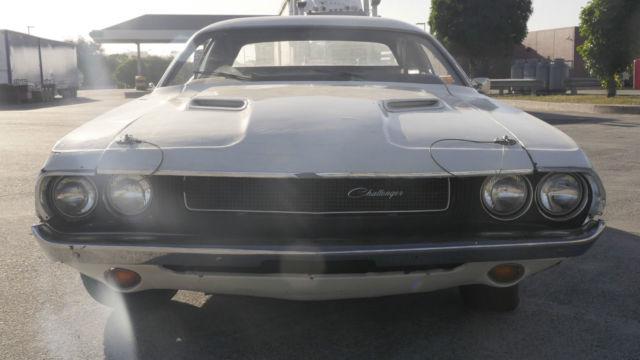 Screen Used Quot Deathproof Quot Hero Car 1970 Dodge Challenger