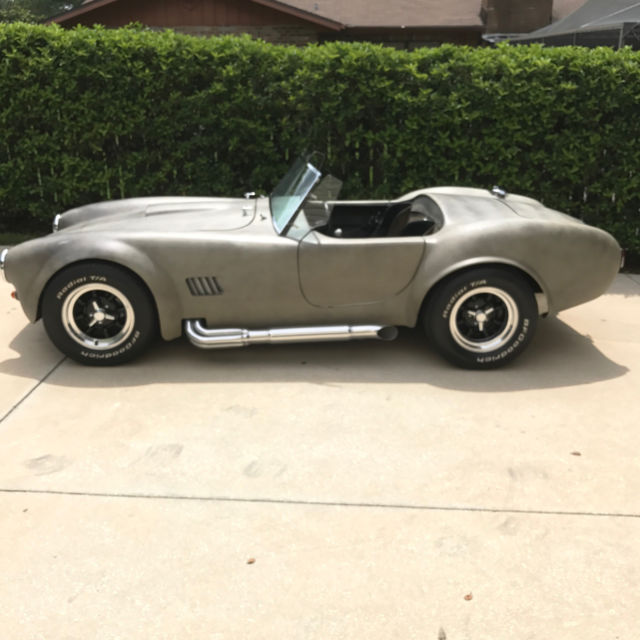Shelby Cobra Replica Kit NO RESERVE