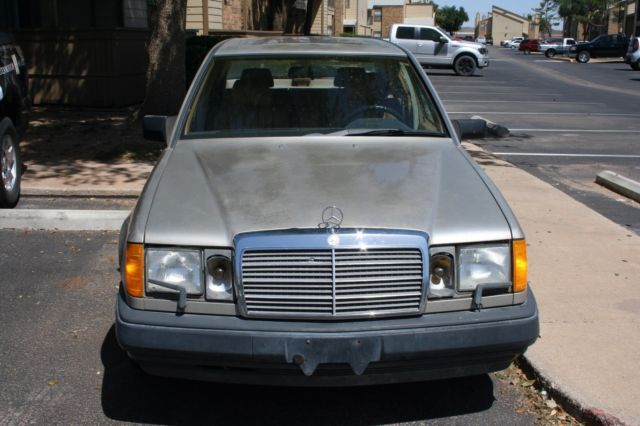 Super clean mercedes 300e 1989 look for 1989 mercedes benz 300e