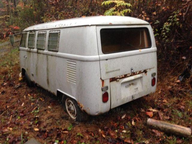 Super Rare 67 Vw Bus Camper