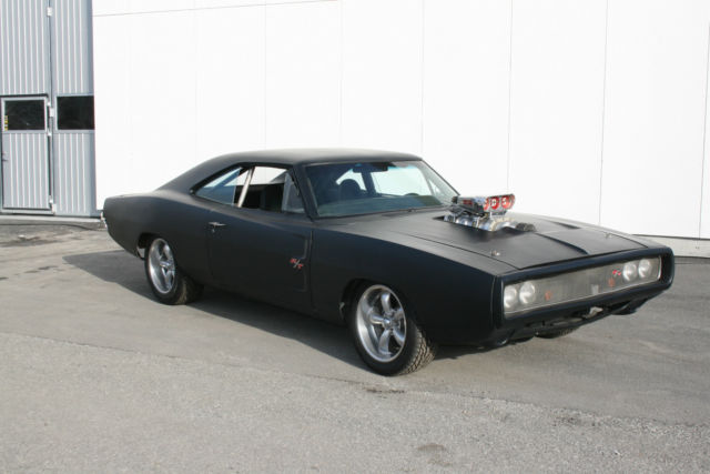 the original famous 1970 dodge charger moviecar from the fast the furious 4. Black Bedroom Furniture Sets. Home Design Ideas